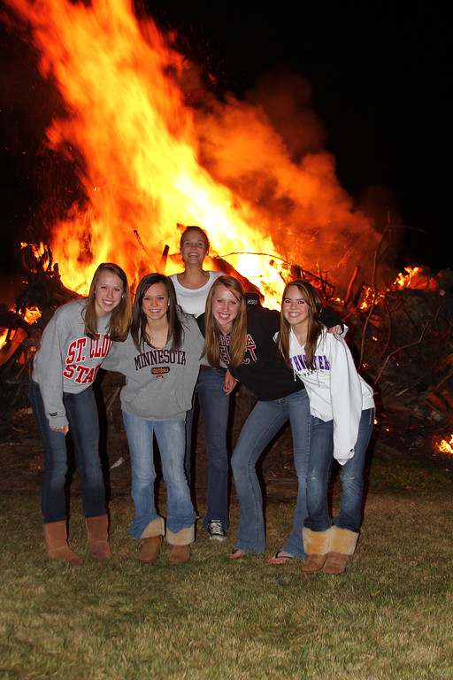 Youth Alive bonfire/dance