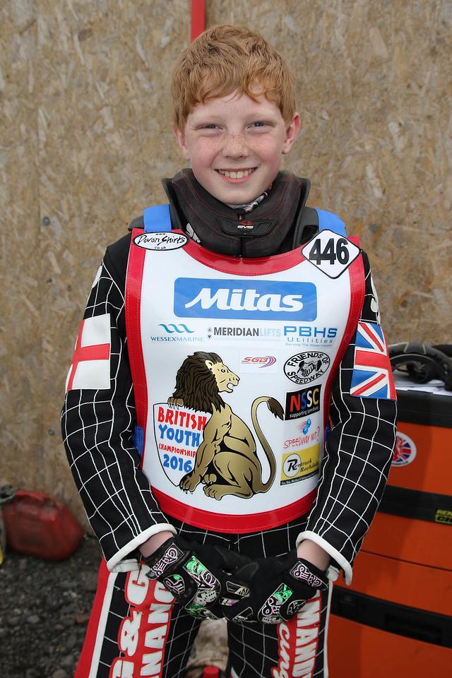GB Youth Championship Round 1 Glasgow 10.04.16