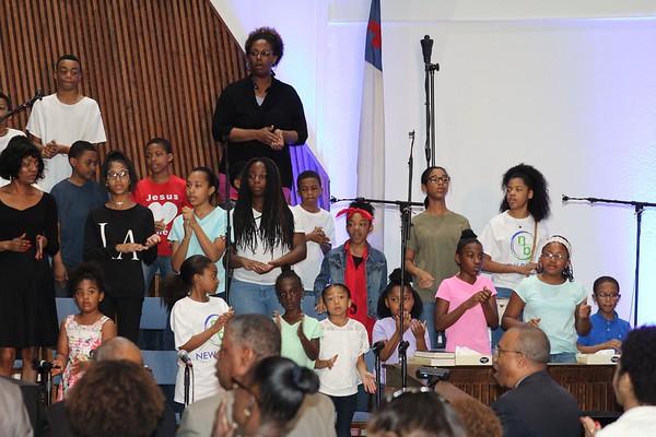 Youth Choir Apr 2017