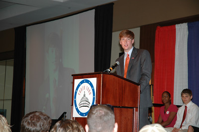 YLC National Spokesperson, Scott Goehreing, Alabama