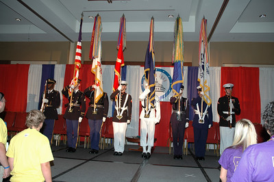 Presentation of Colors, Joint Armed Forces Color Guard