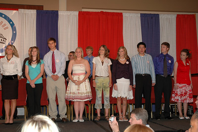 Introduction of the 2007-2008 Youth Leadership Council