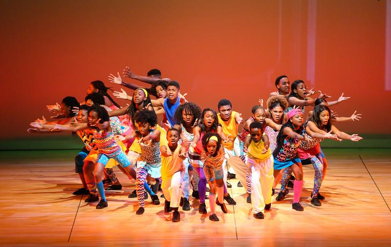 Youth Ensemble of Atlanta 2015 Gala Performance