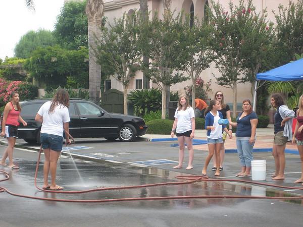 Car Wash / Pancake Breakfast