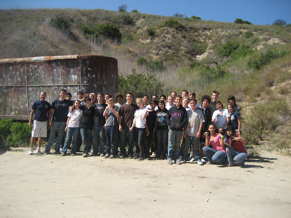 HS & JH Paintball
