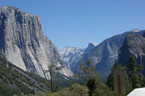 High School Boys Yosemite