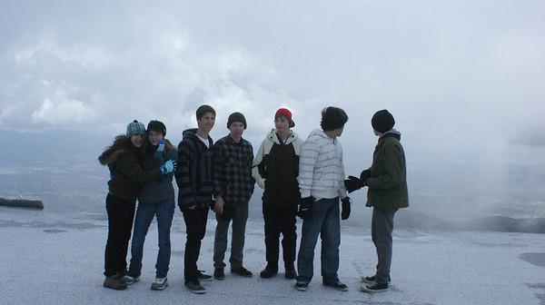High School Winter Camp 2011