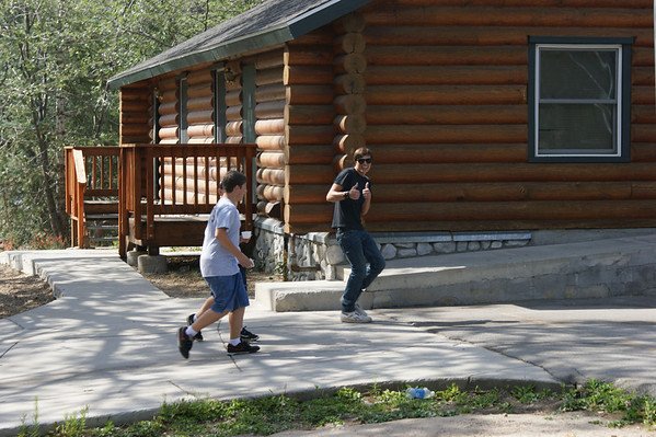 Junior High Summer Camp - Green Valley Lake