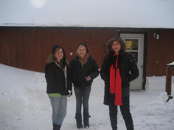 Junior & Junior High Winter Camp - Mount Kare