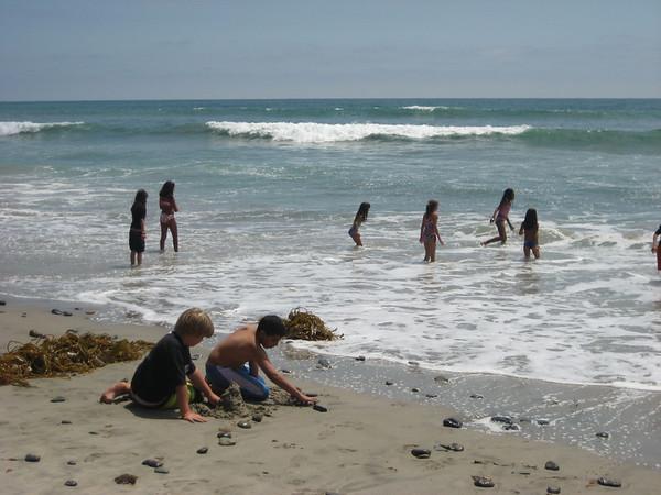 Junior's Summer Camp 2010