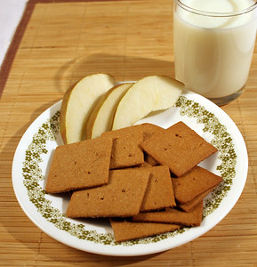 Barley Graham Crackers