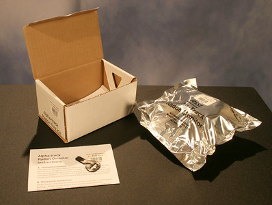 Radon kit