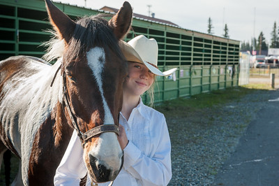 University of Alaska Cooperative Extension Tanana Valley State Fair Equestrian