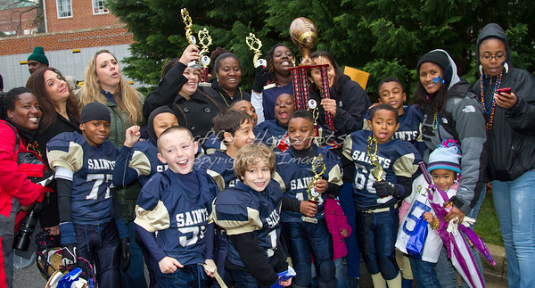 National Gridiron365 (Silver Spring Saints 6-8):  Division 2 State Championship vs Dunkirk Warriors