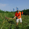 Lower 9th Ward Service Project, Brandon Krentzer from Zion Lutheran in Sutton, NE