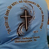 T-shirt picture from St. John's Lutheran Church in Shiremanstown, PA.