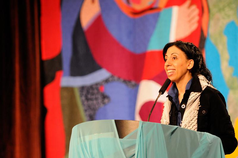 MYLE Worship Niveen Sarras speaker