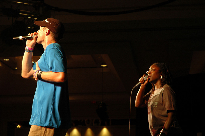 Hip-Hop worship with Agape