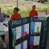 service project - community health fair