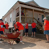 "Christ Lutheran in Conyngham PA, Good Shepherd Lutheran in Ashland, Mt Zion-Emmanuael Lutheran Parrish in Nuremberg PA, Olivet Lutheran in La Crosse and Bethel Lutheran in Brainerd MN, Salem Evangelical in Mt Sidney VA, Service Project - Musician's Village Habitat for Humanity.  copyright © 2009, Erik Mathre, <a href=""http://www.eventpixels.com"" target=_blank>EventPixels.com</a>, <a href=""mailto:erik@eventpixels.com"" target=_blank>erik@eventpixels.com</a>"