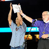 Presiding Bishop Mark S. Hanson and New Orleans Mayor Ray Nagin