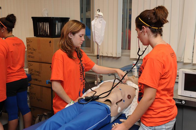 "Servant project at LSU Medical Center.  copyright © 2009, Erik Mathre, <a href=""http://www.eventpixels.com"" target=_blank>EventPixels.com</a>, <a href=""mailto:erik@eventpixels.com"" target=_blank>erik@eventpixels.com</a>"