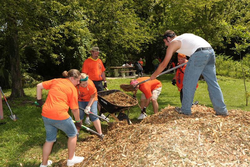 """Servant project at Brechtel Memorial Park.  copyright © 2009, Erik Mathre, <a href=""""http://www.eventpixels.com"""" target=_blank>EventPixels.com</a>, <a href=""""mailto:erik@eventpixels.com"""" target=_blank>erik@eventpixels.com</a>"""