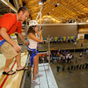 Interaction Center zip line    Paul Steffen red shirt
