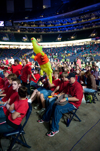 "Opening Celebration at the New Orleans Superdome.  copyright © 2009, Erik Mathre, <a href=""http://www.eventpixels.com"" target=_blank>EventPixels.com</a>, <a href=""mailto:erik@eventpixels.com"" target=_blank>erik@eventpixels.com</a>"