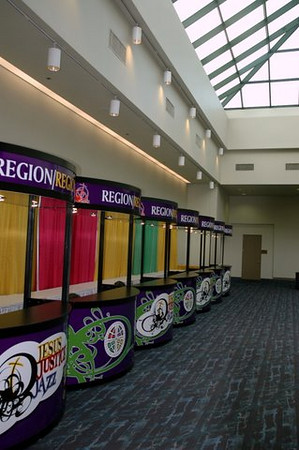 The Convention Center awaits...