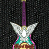 Hard Rock commemorative pin