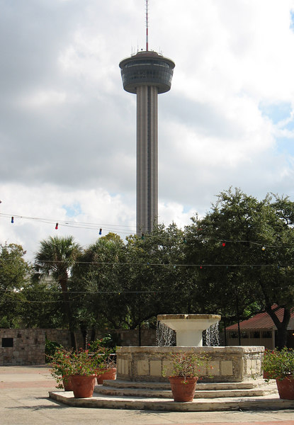 At the top of The Tower of the Americas you can see for miles and miles. It just opened again to the public! You'll be among the first to enjoy the view in Hemisfair Park, site of the 1968 World's Fair.