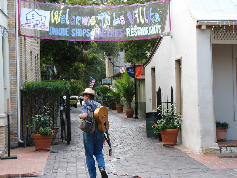 Soon you'll be strolling the quaint streets of La Villita with thousands of your friends during the Fiesta on Saturday night. Remember to bring your food tickets and don't leave too early or you'll miss the fireworks at 9:55 pm.