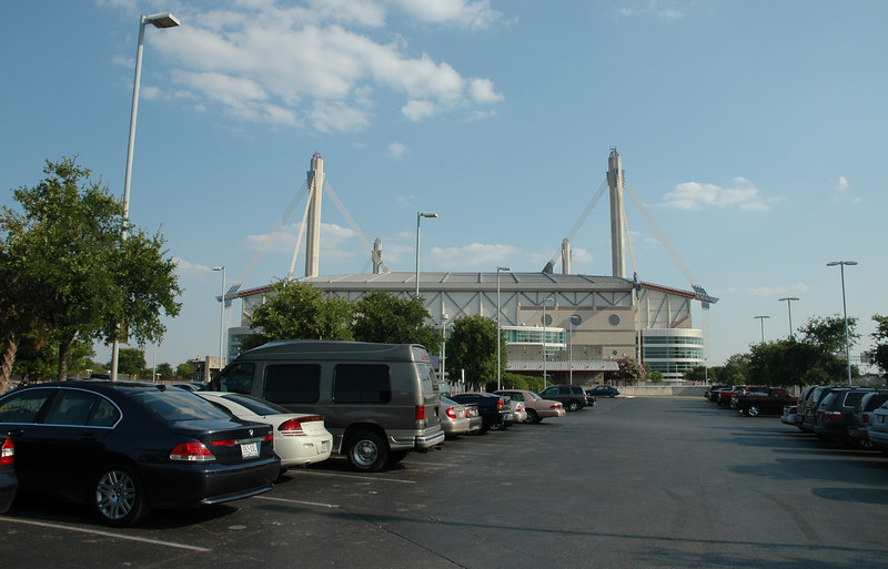 The Alamodome will be the home of the Youth Gathering morning Bible Studies and the evening Mass Gatherings. Both will be streamed live from elca.org/gathering.