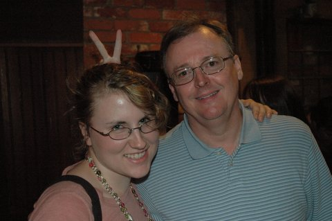 Karen and Pastor David
