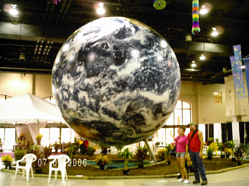 globe interaction center