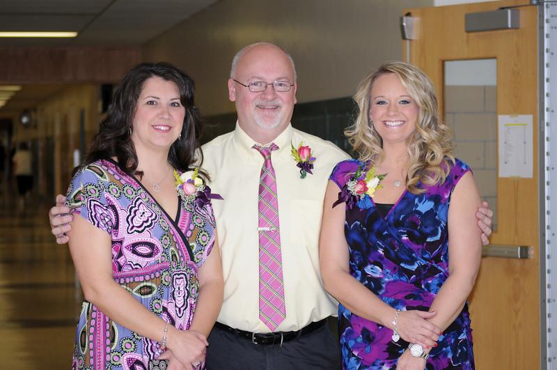 Kelly, Bill & Corinna