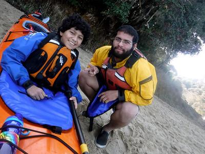 7 Tepees Mentoring Kayak