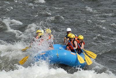 Rafting Hotshots Pics