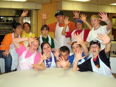 Chi Rho Mission Trip 2008