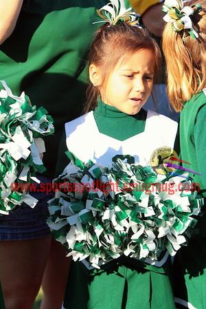 Cheerleaders  9/18/10 vs Tidewater Titans