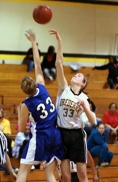 Ballenger Creek @ Frederick Var Middle School Girls Basketball