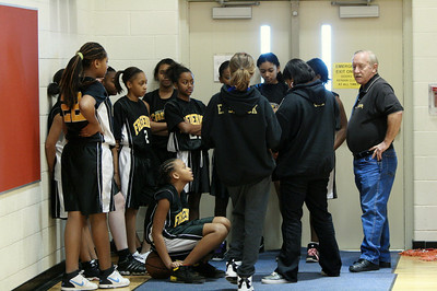 Mt Airy @ Frederick Mid MD Girls Basketball