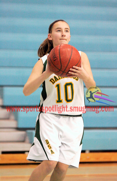 Damascus Girls Youth BB vs. Flames