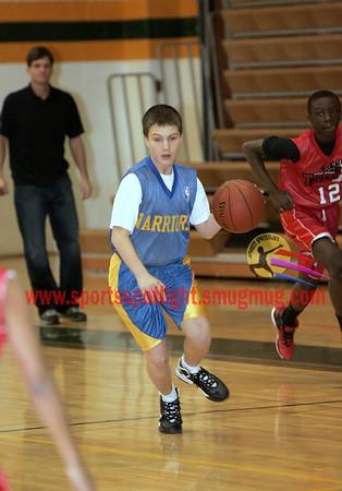 MC Rising Stars Warriors Boys Basketball 2013