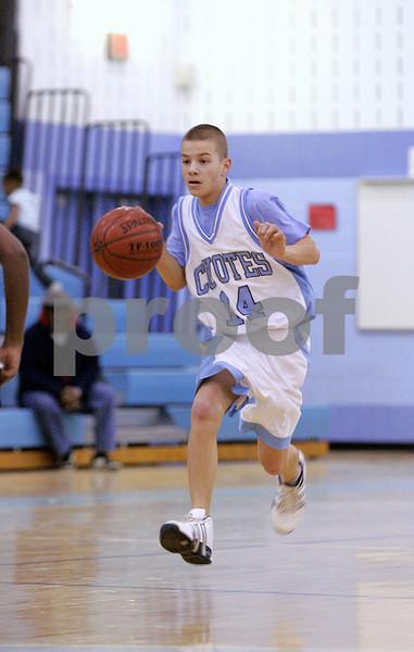 Olney @ Clarksburg Youth Basketball