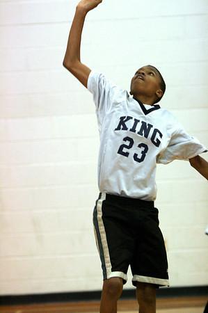 Roberto Clemente MS @ MLK MS Boys 8th Grade Basketball
