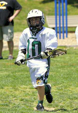 DSA vs Carroll Manor Boys Youth Lacrosse 2013