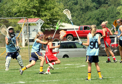 National Club Championships Girls Lax - Germantown, MD (Thursday - Day 1)