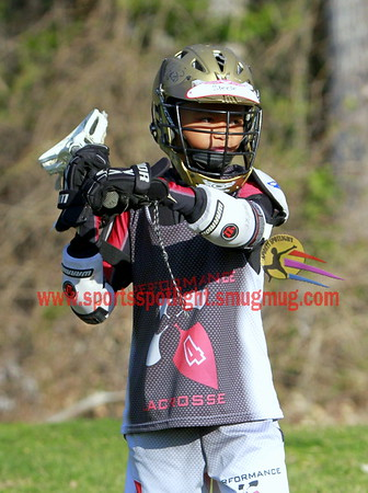 Performance vs. New Level Youth Lacrosse 2013